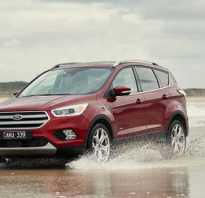 Ford escape 2020 отзывы